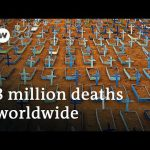 Global COVID-19 death toll passes 3-million mark | DW News
