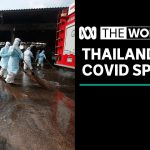 Thailand reports 1,470 coronavirus cases, daily record 7 deaths | The World