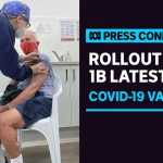 COVID-19 vaccine rollout part 1B begins despite flooding and AstraZeneca concerns | ABC News