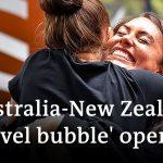 Australia and New Zealand return to quarantine-free travel | DW News