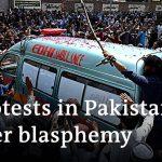 Pakistan parliament to decide France envoy's fate | DW News
