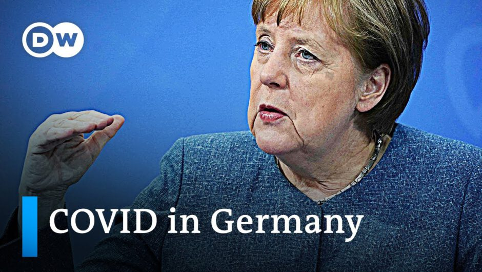 Whats the state of Germany's vaccination drive?   DW News