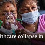 India calls for international help to curb the surge of COVID deaths and infections | DW News
