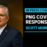 Scott Morrison outlines Australia's aid to the COVID-19 crisis in Papua New Guinea | ABC News