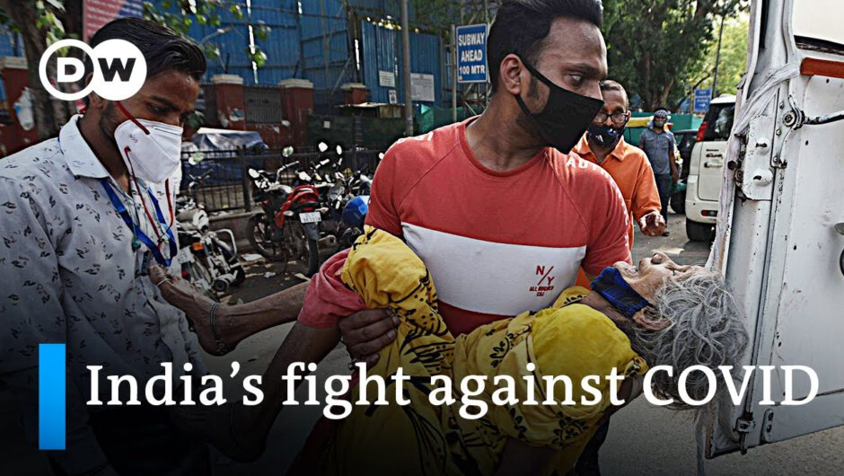 Everyday heroes: How India's citizens take action to avoid disaster | DW News