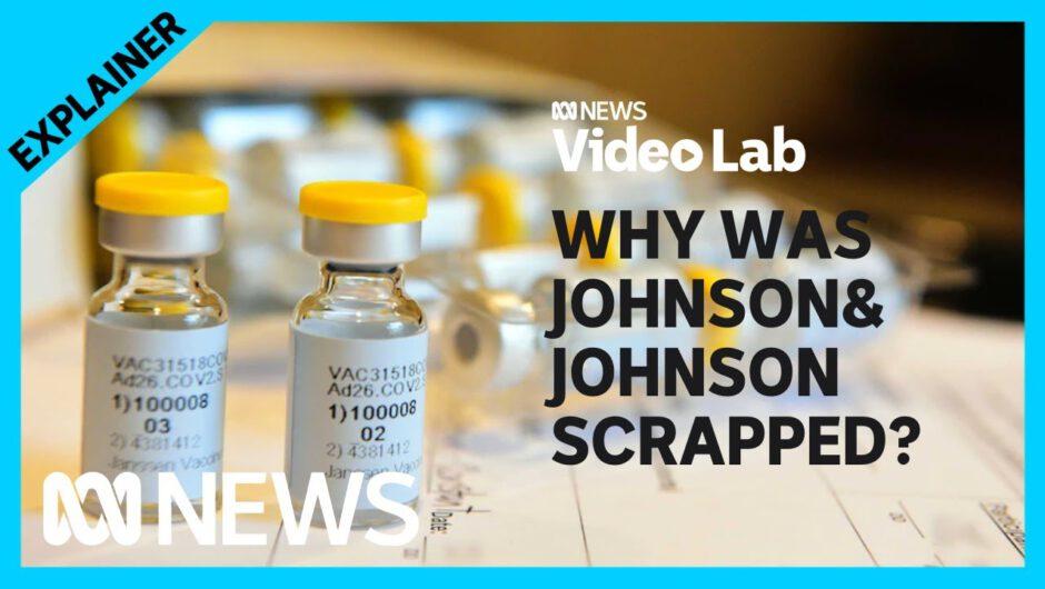 Why isn't Australia ordering the Johnson & Johnson COVID-19 vaccine? | ABC News