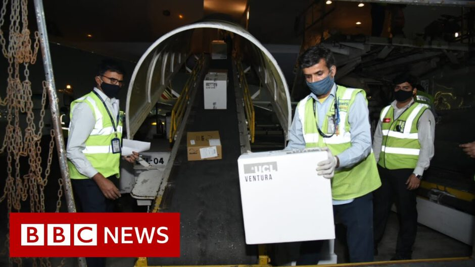 Countries send aid to ease India's oxygen emergency – BBC News