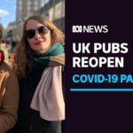 UK's swift coronavirus vaccine rollout means Londoners can toast Prince Philip at the pub | ABC News