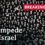 Stampede at religious celebration in Israel leaves dozens dead | DW News