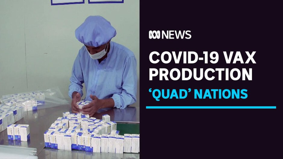 Drug manufacturers in poorer countries call for COVID-19 vaccine patents to be lifted   ABC News
