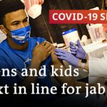 USA: Is isolation finally over for teens? | COVID-19 Special