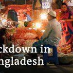 Bangladesh extends lockdown to keep India's COVID variant at bay | DW News