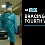 Coronavirus variants lurk in US amid fears 'fourth wave' will hit | 7.30
