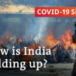 What's the toll of India's coronavirus crisis on mental health? | DW News
