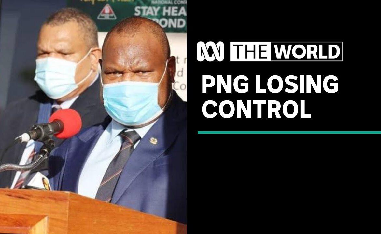 Australia trying to help as PNG's coronavirus crisis worsens   The World