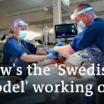 Is Sweden an oasis of freedom in a desert of COVID restrictions? | DW News
