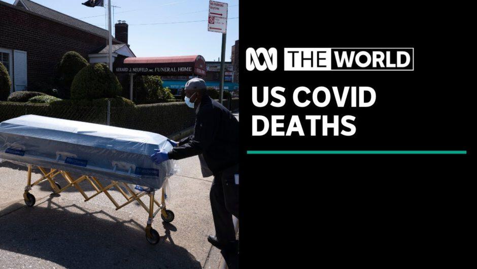 US nears 500,000 coronavirus deaths   The World
