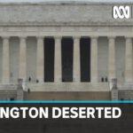 Washington becomes ghost town amid coronavirus downturn   ABC News
