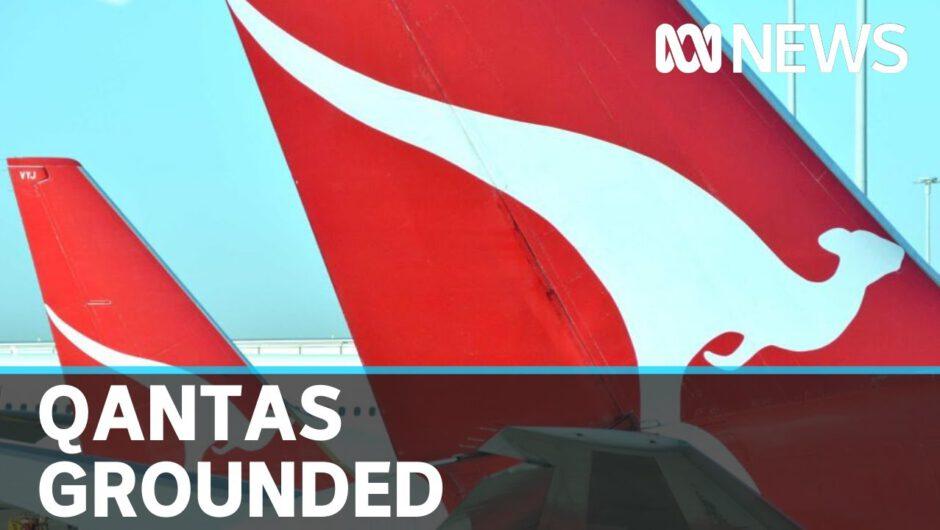 Coronavirus: Qantas and Jetstar slash 90 per cent of international flights   ABC News