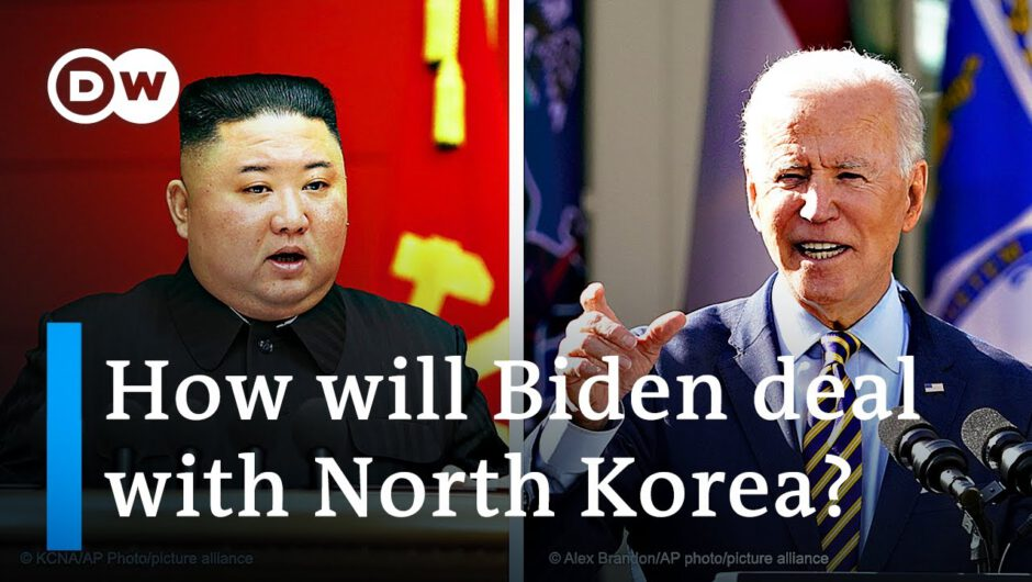 North Korea lashes out at US over Biden 'insults' | DW News