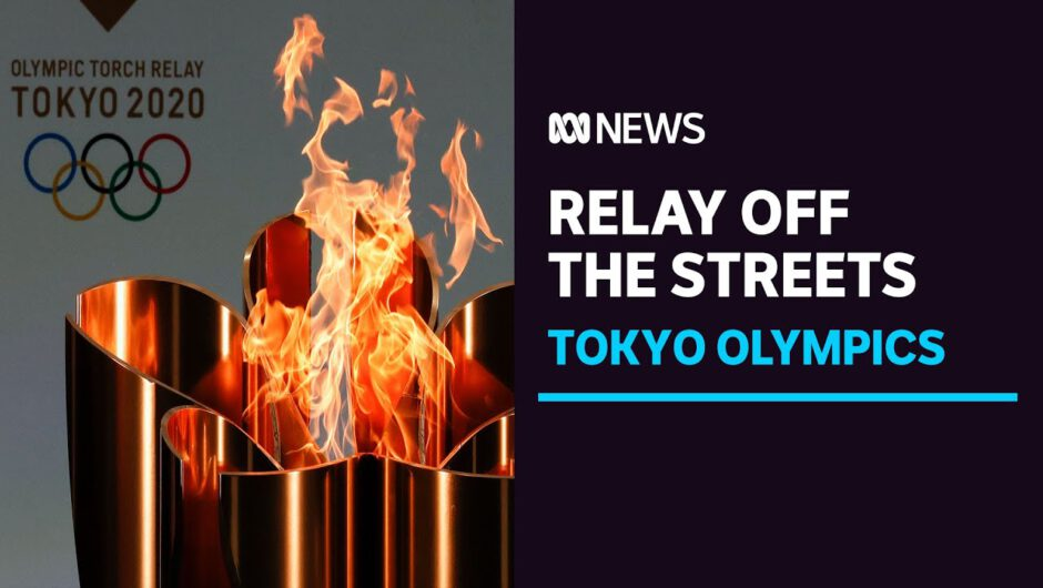 Tokyo Olympic torch relay moves off Osaka streets after COVID-19 spike | ABC News